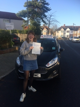 After a bad experience with a previous driving instructor Sharon was amazing in helping me get my confidence back when driving Shes kind patient and makes sure you feel 100 confident behind the wheel I cant recommend her enough