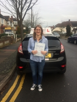 If you book lessons with Sharon you will not be disappointed She's a wonderful instructor patient thorough and friendly I was a nervous driver to begin with but Sharon gave me the ability to be a confident and safe driver The result was a first time pass Thanks for everything Sharon