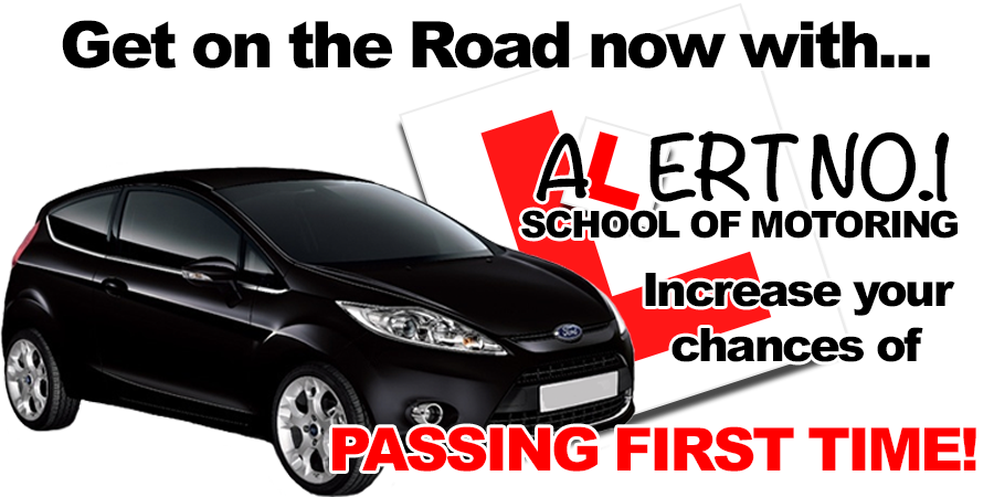 Driving lessons with Alert No1 School of Motoring